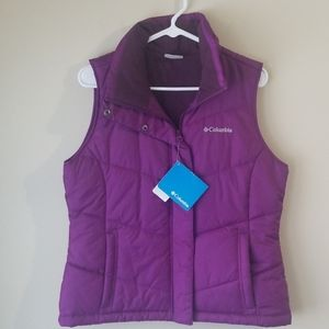 NWT Columbia Insulated Vest